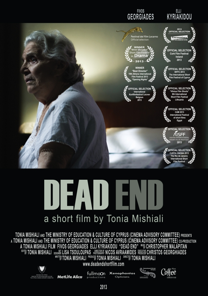 DEAD END final poster 9 outlines
